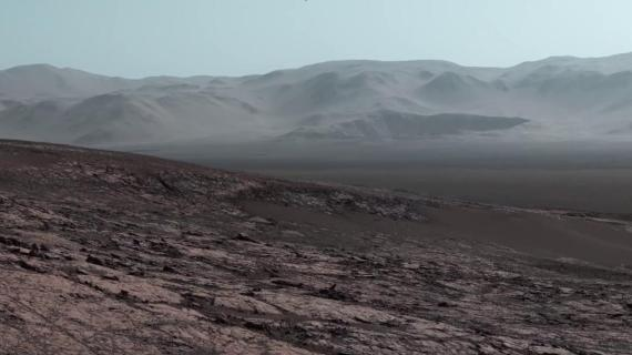 best mars landscape